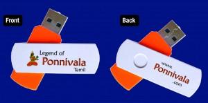 PenDrive artwork Tamil